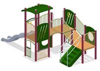 Early Learning Playground Designs