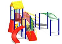 Tourist Park Playground Designs