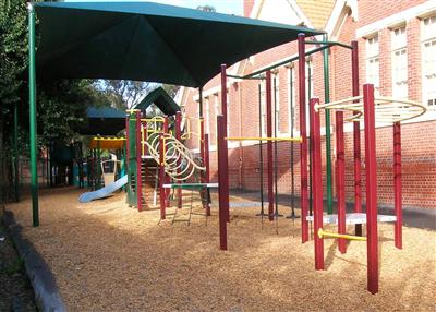 Glenferrie Primary School Multi-Age Play