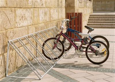 Single Sided Bike Rack
