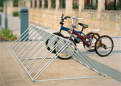 Double Sided Bike Rack