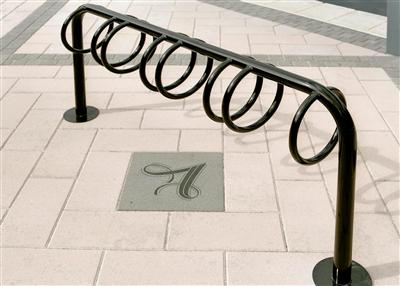 Stirling Bike Rack