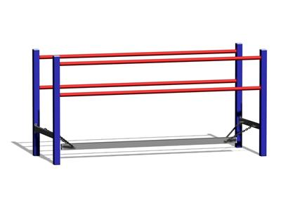 Swinging Balance Beam