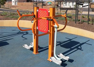 Moorookyle Tarneit - Outdoor Gym Equipment