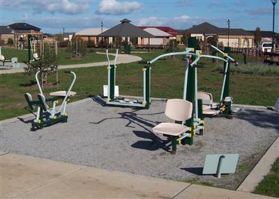 Heritage Springs - Livingstone Boulevard, Pakenham - Outdoor Gym Equipment