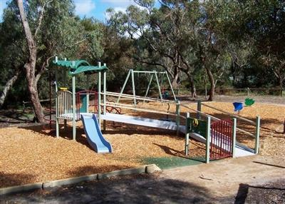 Cannons Creek Reserve Playground - Casey