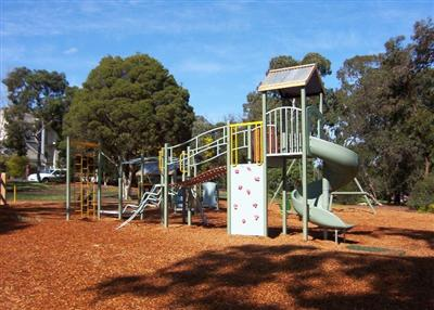 Australiana Theme Playground at Cato Park