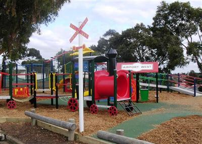 Etzel Street Playground - Moonee Valley