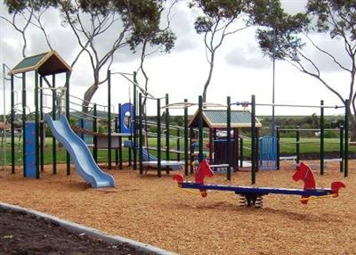 Barrymore Road Recreation Reserve - Greenvale