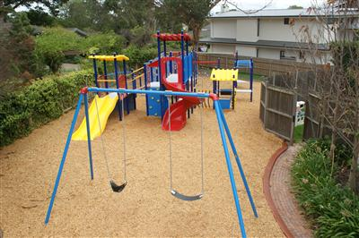 Residential Play Structure - Mt Eliza