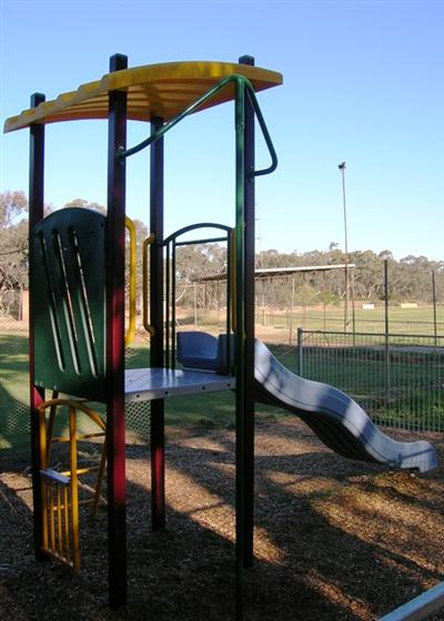 Playgrounds at Tennis Clubs