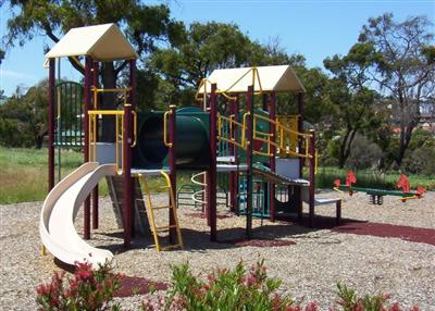 Easy Access Playground at Bluebird Way