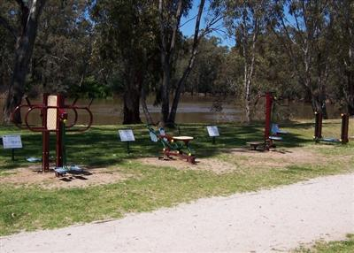Apex Park Koondrook - Outdoor Gym Equipment