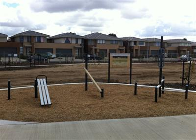Callaway Park Estate Sunshine Reserve - Outdoor Gym Equipment