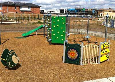 Callaway Park Estate - Sunshine Reserve Playground