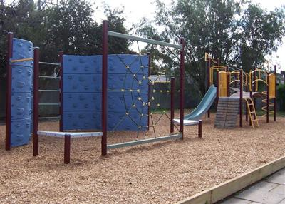 Apex Park Playground - Sea Lake