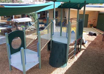 Sea Lake Kindergarten Playground