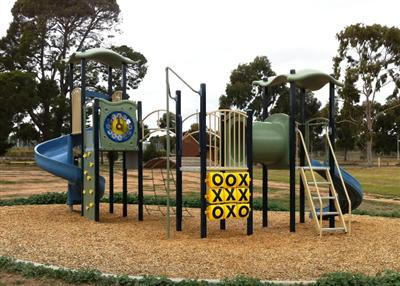 Burns Street Reserve Playground - Maryborough