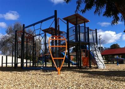 Bright Street Reserve Playground - Eaglehawk