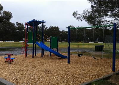 Huntly Football Netball Club Playground