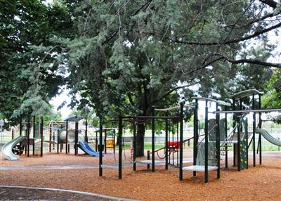 Mansfield Recreation Reserve Playground
