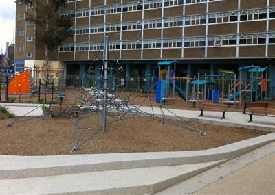 Carlton Housing Redevelopment Playground