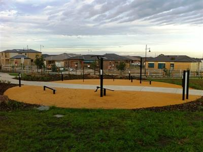 Casiana Estate Playground, Cranbourne
