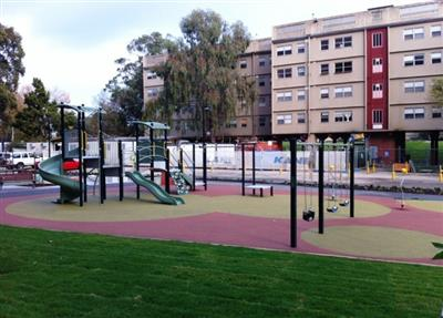 Prahran Housing Redevelopment Playground