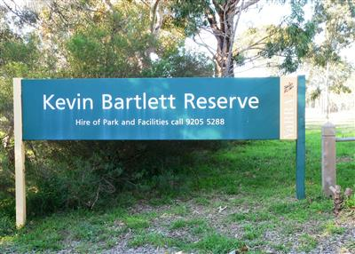 ParkFit at Kevin Bartlett Reserve, Burnley