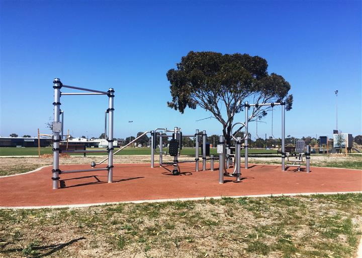 ParkFit at Hogans Reserve, Hoppers Crossing