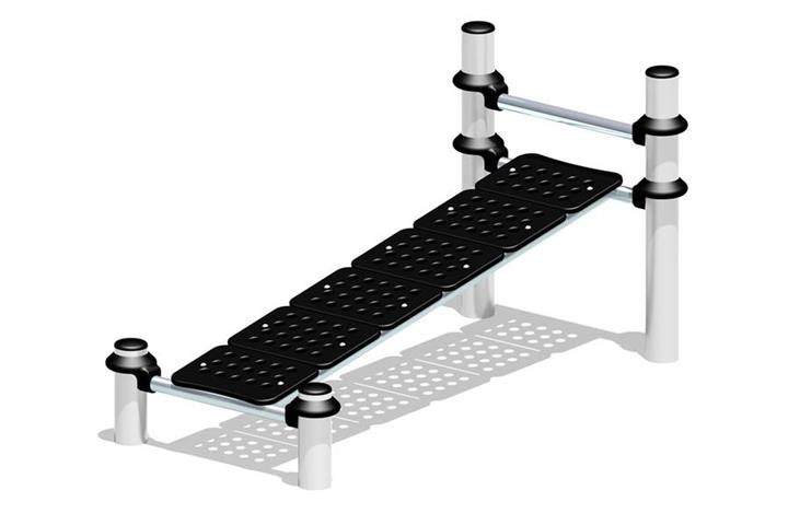 Sit Up Board Inclined